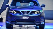 Nissan Qashqai Premium Concept: semi-autonome
