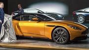Aston Martin DB11 : nouveau siècle
