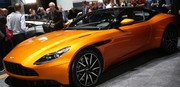 Aston Martin DB11 : Nos images