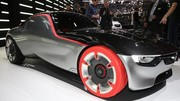 L'Opel GT Concept : Du style sans puissance