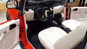 Le prix de la Citroën E-Mehari électrique