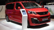 Peugeot Traveller : trois versions