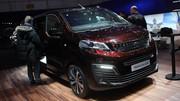 Peugeot Traveller i-Lab concept : salon roulant