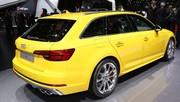 Audi S4 Avant 2016 : les photos du salon de Genève 2016