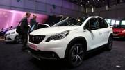 Les nouveautés Peugeot au salon de Genève 2016