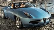 Carrozzeria Touring Superleggera Disco Volante Spyder