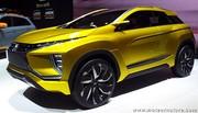 Le Mitsubishi eX Concept est validé pour la production