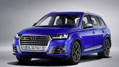 Audi SQ7 V8 TDI 2016 Le SUV diesel le plus puissant de la catégorie