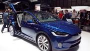 Les tarifs de la Tesla Model X