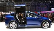 Prix Tesla Model X : des tarifs français à partir de 87 400 euros
