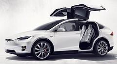 Tesla Model X : les tarifs