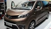 Toyota ProAce Verso : l'utilitaire civilisé
