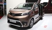 Toyota Proace Verso 2016 : la passion du transport de troupes !