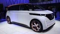 Volkswagen Budd-e Concept: prospectif