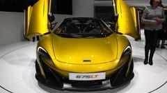 McLaren 675 LT Spider : Ferrari surpassé