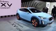 Subaru XV Concept : bientôt dans la mélée