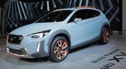 Subaru XV Concept : vers plus de muscles