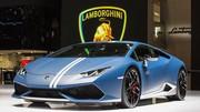 Lamborghini Huracan Avio, la puissance discrète