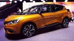 Tous les détails sur le Renault Scenic un peu hybride