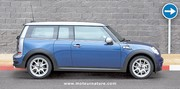 Mini Clubman, le Stop and Start en série