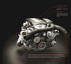 Un nouveau type de moteur chez Mercedes: le Diesotto