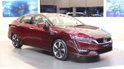 Honda Clarity Full Cell : le futur est en marche