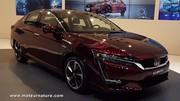 Honda débute la commercialisation de sa FCX Clarity à hydrogène au Japon