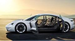 Porsche : un modèle électrique proche de la Mission E