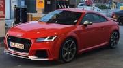 Les Audi R8 Spyder et TT RS ravitaillent sans se cacher !