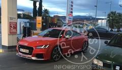 Le futur Audi TT-RS sans aucun camouflage