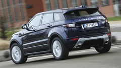Essai Range Rover Evoque TD4 150 auto. SE : Chasse gardée