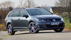 Essai Volkswagen Golf 7 GTD SW : Une affaire de couple