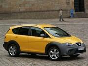 Essai Seat Altea Freetrack : Monospace compact muté en SUV