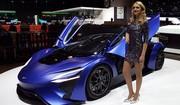 La supercar hybride à turbine de Techrules, peut-on y croire ?
