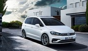 Volkswagen Golf Sportsvan R-Line : nouvelle finition sportive