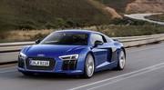 Audi R8 V6 : souffler pour gagner