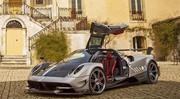 Pagani Huayra : la version Roadster à Peeble Beach