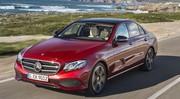 Essai Mercedes Classe E (2016) : Seul maître à bord ?