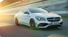 Mercedes CLA : Les nouvelles coupé et shooting brake