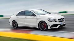 La Mercedes-Benz CLA se repoudre le nez pour 2016