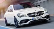 Mercedes CLA et CLA Shooting Brake restylés