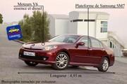 Une nouvelle Renault Vel Satis pour 2010
