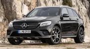 Mercedes-AMG dévoile le GLC 43 à moteur V6 367 ch
