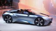 BMW confirme enfin la i8 Spyder. Pour 2017 ?