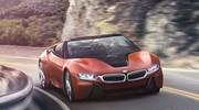BMW : une i8 roadster et une Mini hybride au programme