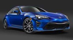 Débuts américains pour la Toyota GT86 restylée