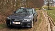 Essai Audi A4 Avant 3.0 TDI Quattro : Boeing des routes