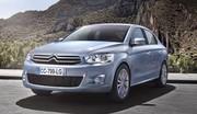 La Citroën C-Elysée disponible en France à partir de 13 450 €