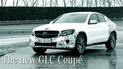 Mercedes GLC Coupé : le teaser vidéo