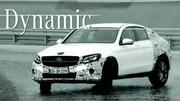 Première vidéo pour le Mercedes GLC Coupé